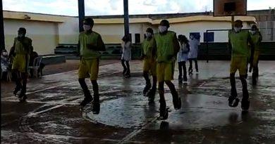CASA Rio Pardo promove aula inédita de Kangoo Jump