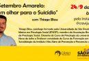 Setembro Amarelo: CRAVI da SJC realiza live sobre o tema