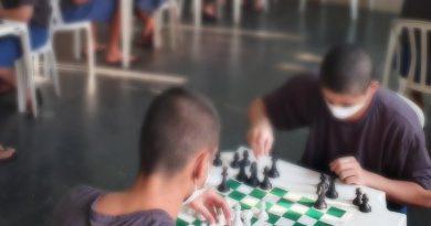 CASA Irapuru I promove Campeonato de Xadrez